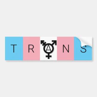 Trans #2 Bumper Sticker
