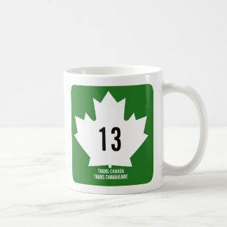 Trans-Canada Coffee Mug