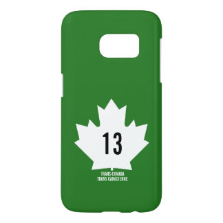 Trans-Canada Samsung Galaxy S7 Case