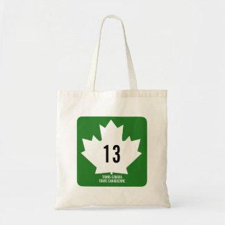 Trans-Canada Tote Bag