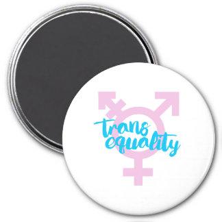 Trans Equality - Trans Symbol - -  Magnet