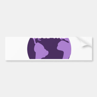 Trans Girls Rule The World (v1) Bumper Sticker