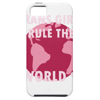 Trans Girls Rule The World (v2) iPhone 5 Case