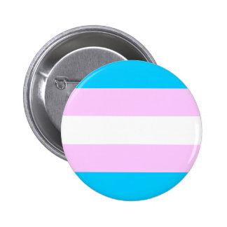 Trans Pride 2 Inch Round Button