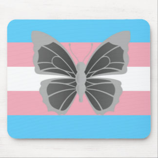 Trans Pride Mouse Pad