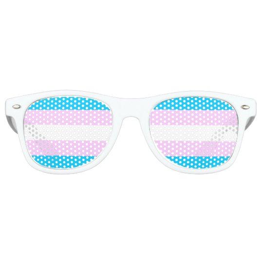 Trans Pride! Sunglasses