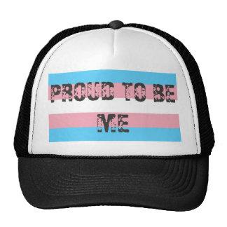 Trans Pride Trucker Hat