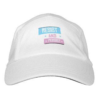 Trans Resist and Persist - -  Hat