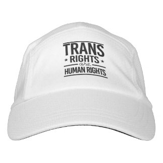 Trans Rights are Human Rights -- -  Hat