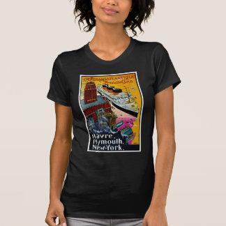 Transatlantic French Line T-Shirt