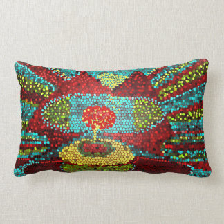 Transcendent Abstract Pillow