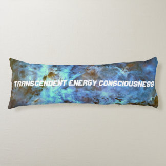 TRANSCENDENT ENERGY CONSCIOUSNESS/JOYFUL PARTICIPA BODY PILLOW
