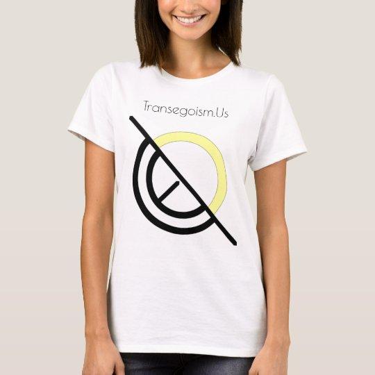 Transegoism Women's T-Shirt