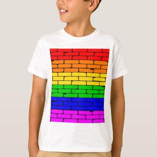 Transexual Rainbow Wall T-Shirt