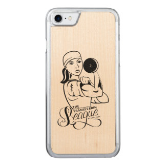 Transferrin League Wood Phone Case