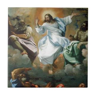Transfiguration_by_Lodovico_Carracci. Tile