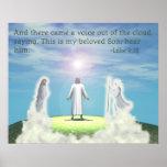 Transfiguration Poster