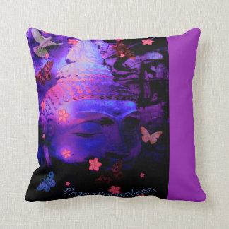 Transformation Buddha Decorative Polyester Pillow