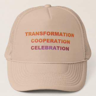 Transformation Trucker Hat