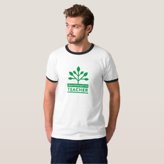 Transformative Teacher T-Shirt - Ringer (Mens)
