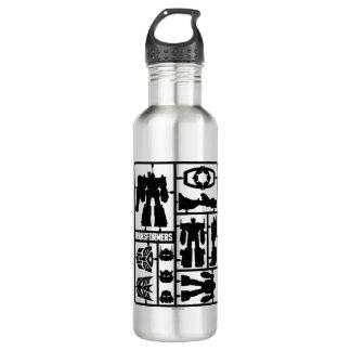 Transformers | Autobot Model Kit 710 Ml Water Bottle