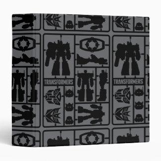 Transformers | Autobot Model Kit Binders