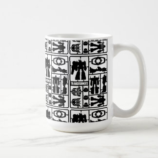 Transformers | Autobot Model Kit Coffee Mug