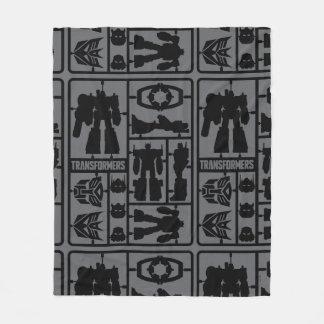 Transformers | Autobot Model Kit Fleece Blanket