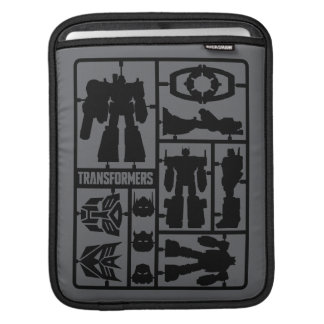Transformers | Autobot Model Kit iPad Sleeve