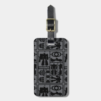 Transformers | Autobot Model Kit Luggage Tag