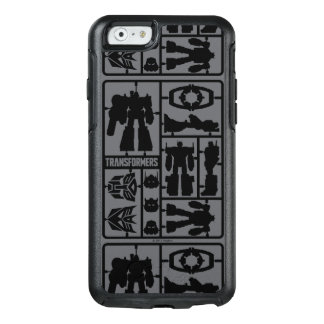 Transformers | Autobot Model Kit OtterBox iPhone 6/6s Case
