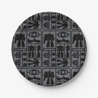 Transformers | Autobot Model Kit Paper Plate