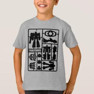 Transformers   Autobot Model Kit T-Shirt