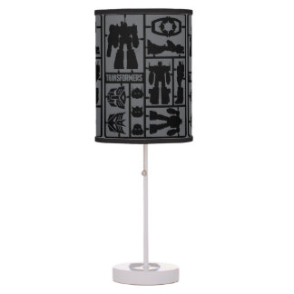 Transformers | Autobot Model Kit Table Lamp