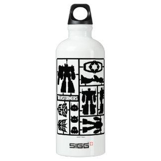Transformers | Autobot Model Kit Water Bottle