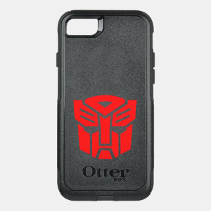 Transformers Autobot Red Mask OtterBox Commuter iPhone 8/7 Case