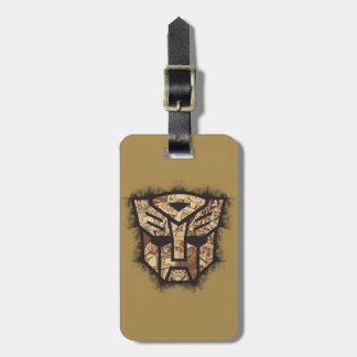 Transformers | Autobot Shield Bag Tag