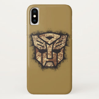 Transformers | Autobot Shield iPhone X Case