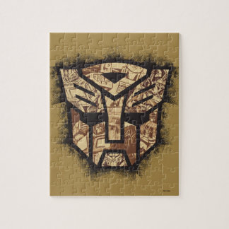 Transformers | Autobot Shield Jigsaw Puzzle
