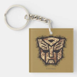 Transformers | Autobot Shield Keychain