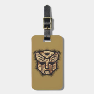 Transformers | Autobot Shield Luggage Tag