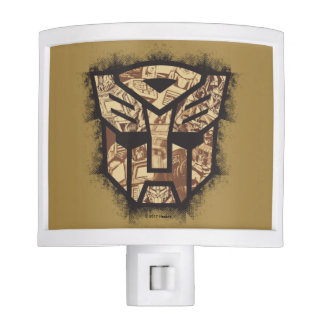 Transformers | Autobot Shield Night Lites