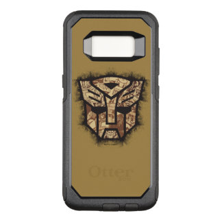Transformers | Autobot Shield OtterBox Commuter Samsung Galaxy S8 Case