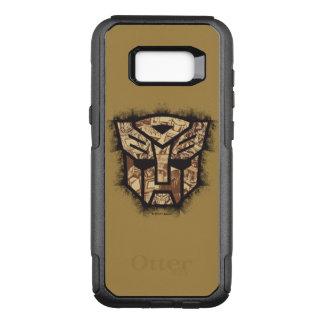 Transformers | Autobot Shield OtterBox Commuter Samsung Galaxy S8+ Case
