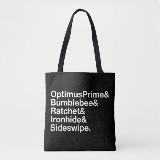 Transformers | Autobots Ampersand Tote Bag