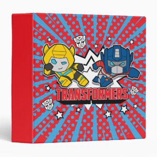 Transformers | Autobots Graphic Binder