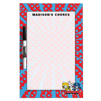 Transformers | Autobots Graphic Dry Erase Board