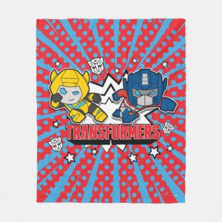Transformers | Autobots Graphic Fleece Blanket