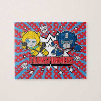 Transformers | Autobots Graphic Jigsaw Puzzle