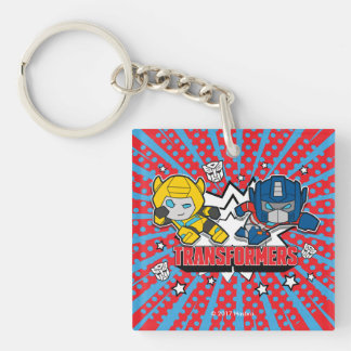 Transformers | Autobots Graphic Keychain